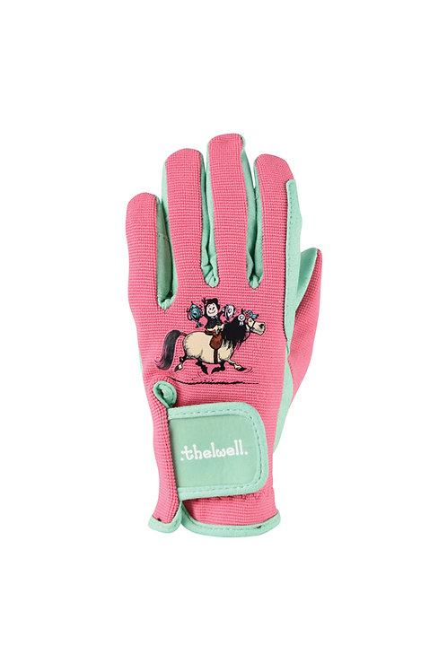 Hy Equestrian Thelwell Collection Trophy Gloves