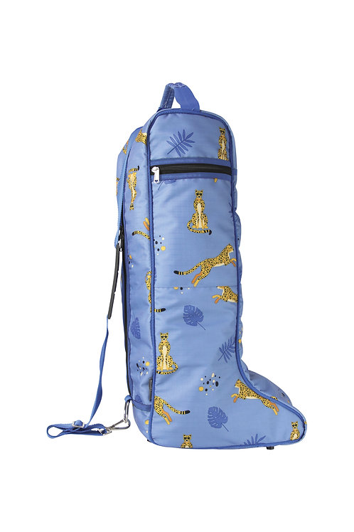 HY Equestrian Chico the Cheetah Boot Bag