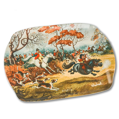 Thelwell In Full Cry Tray