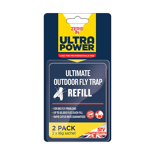 Ultra Power Refill for Ultimate Outdoor Trap