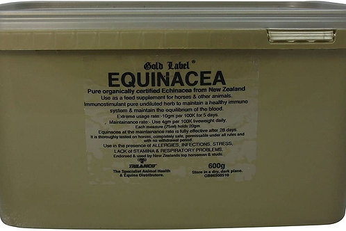 Gold Label Equinacea 600g