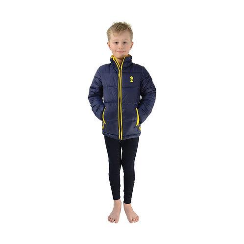 Lancelot Padded Jacket by Little Knight