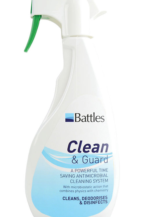 Battles Clean & Guard 500ml