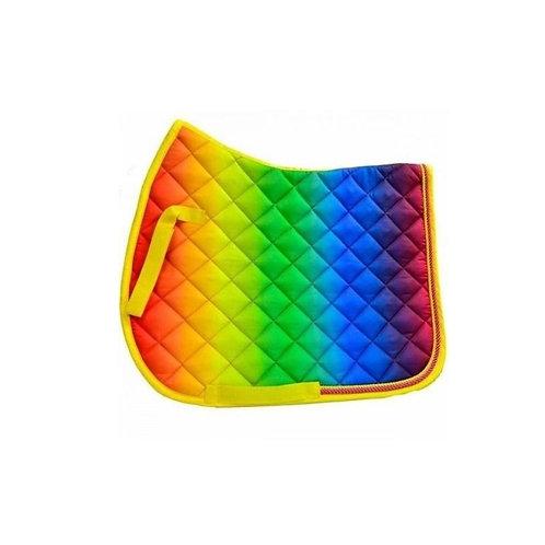 Sheldon Signature Rainbow Saddle Pad
