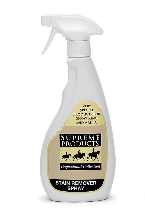 SUPREME PROFESSIONAL STAIN REMOVER SPRAY 500ml