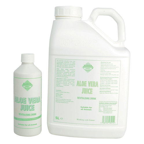 Barrier Aloe Vera Juice