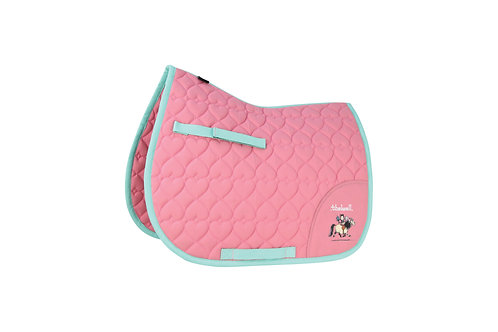HY EQUESTRIAN THELWELL TROPHY COLLECTION SADDLE PAD