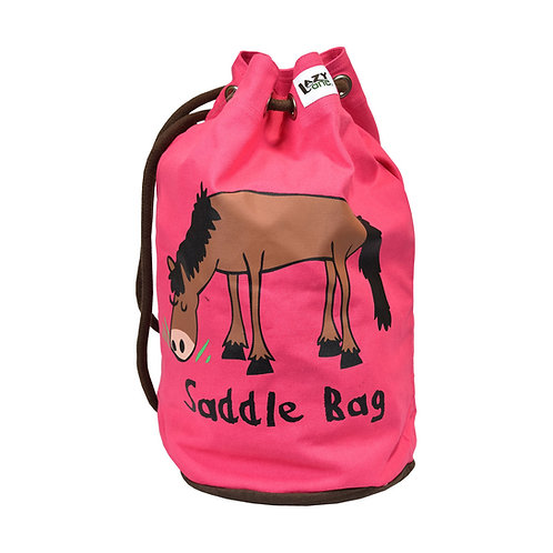 LazyOne Saddle Bag Tote Bag