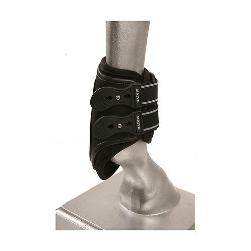 Boyd Martin Leather Fetlock Boot Snap Closure