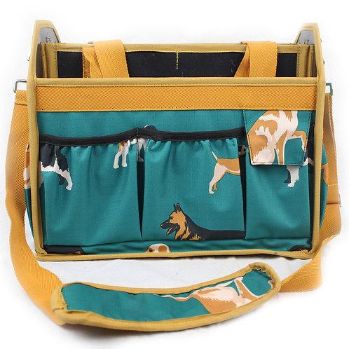 Dogs Print Tool Bag