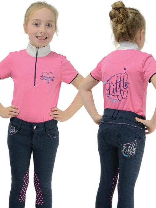 Lola Love Heart Show Shirt by Little Rider