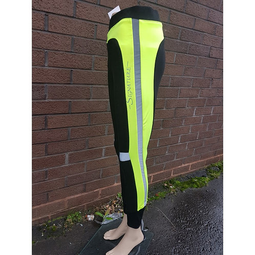 Signature HI-VIZ Riding Tights