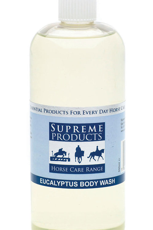 Supreme Products Eucalyptus Body Wash