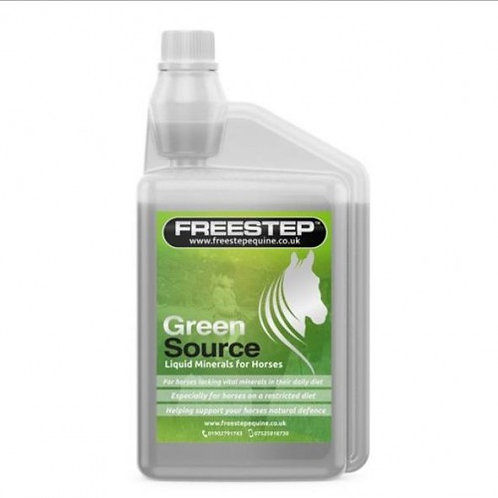 FREESTEP GREEN SOURCE MULTIMINERALS