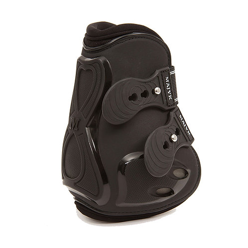 Boyd Martin Snap Closure Open Fronted Hind Jump Boot