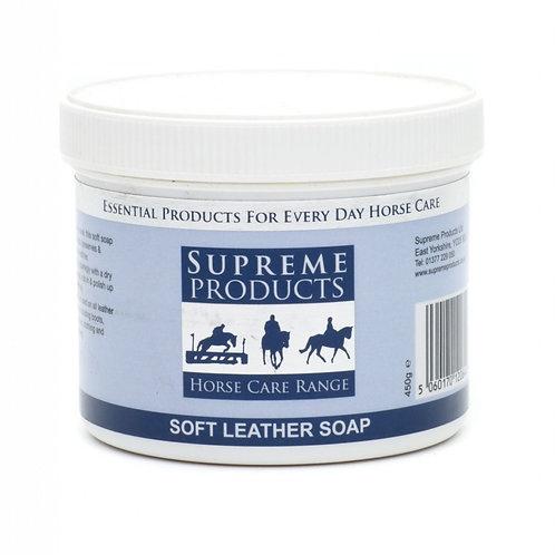 SUPREME HORSE CARE SOFT LEATHER SOAP