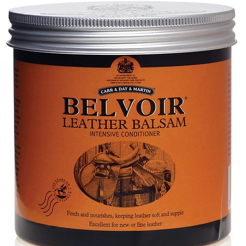CARR & DAY & MARTIN BELVOIR LEATHER BALSAM