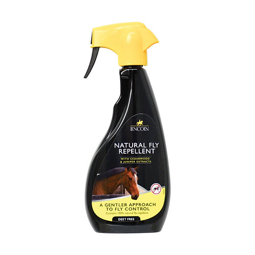 Lincoln Natural Fly Repellent