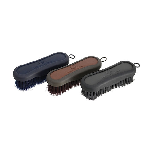 Coldstream Faux Leather Face Brush