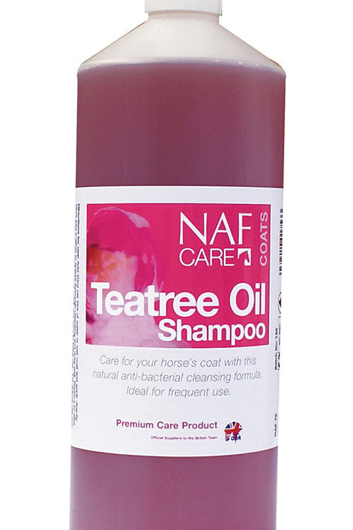 NAF NaturalintX Teatree Oil Shampoo