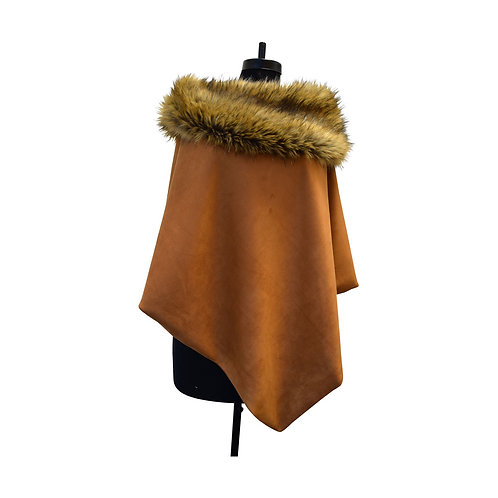 George & Dotty Suedette Gayle Cape