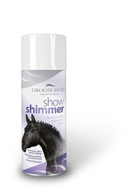 GROOM AWAY SHOW SHIMMER 400ml