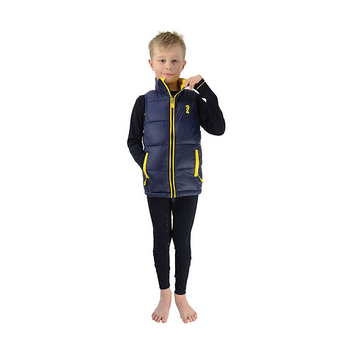 Lancelot Padded Gilet by Little Knight