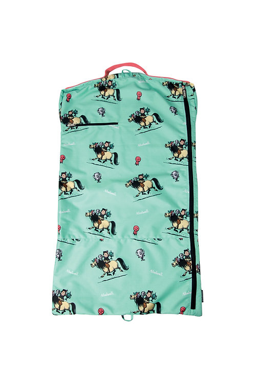 Hy Equestrian Thelwell Trophy Collection Garment Bag