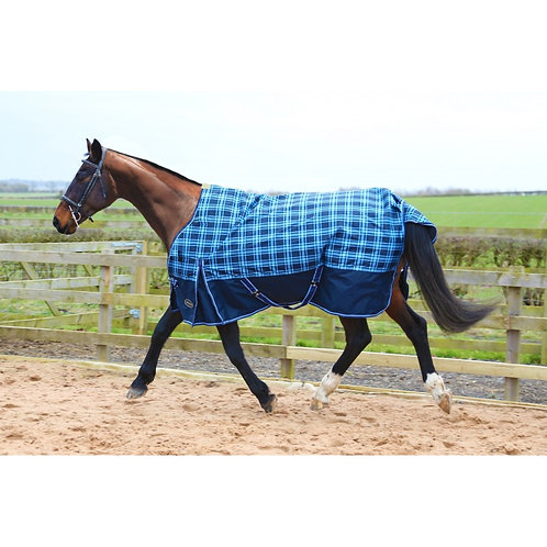 Sheldon Snug M/W to H/W Turnout Rug 250g REG Neck