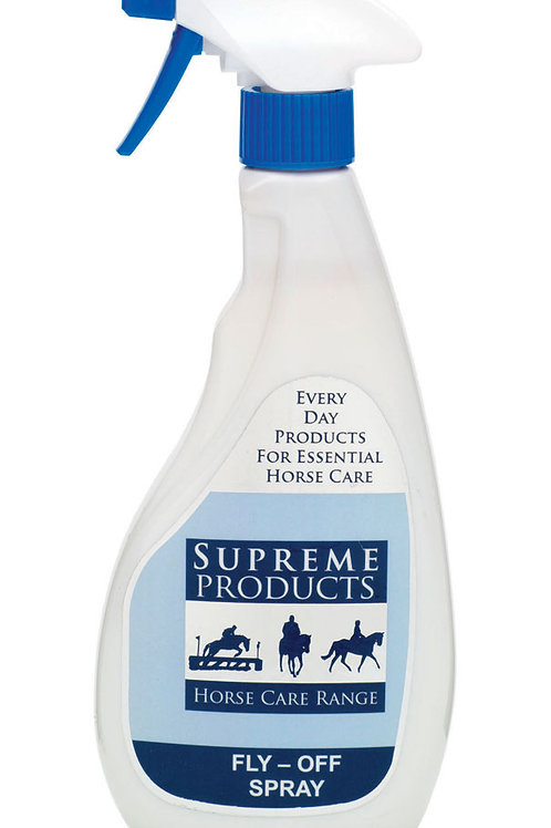 SUPREME PRODUCTS HORSE CARE FLY-OFF SPRAY 500ml