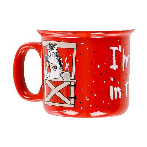 "LazyOne Mug ""Iam Unstable"""