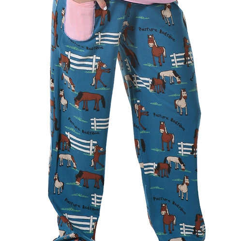LazyOne Womens Pasture Bedtime PJ Trousers