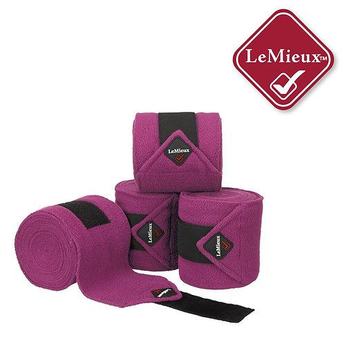 LeMieux Fleece Polo Bandages (Set of 4)