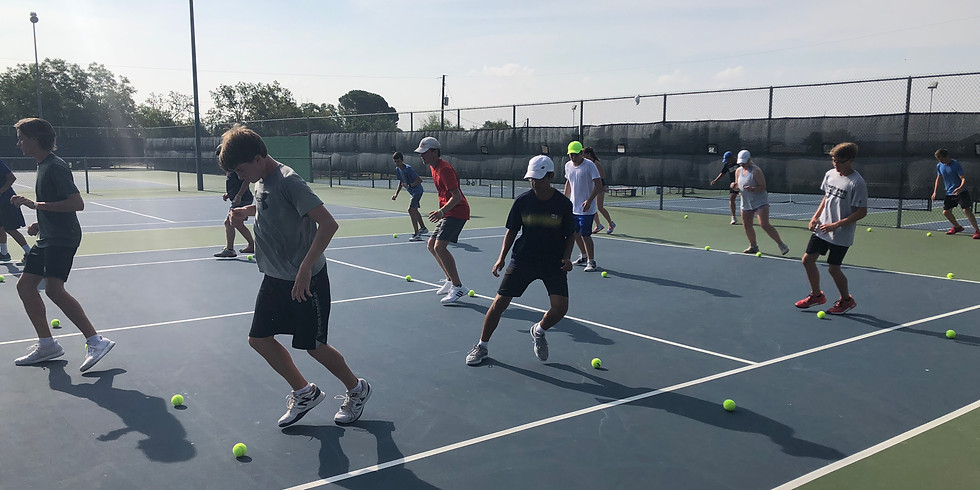 Hill Country Youth Tennis Camp with UTSA Coaches!