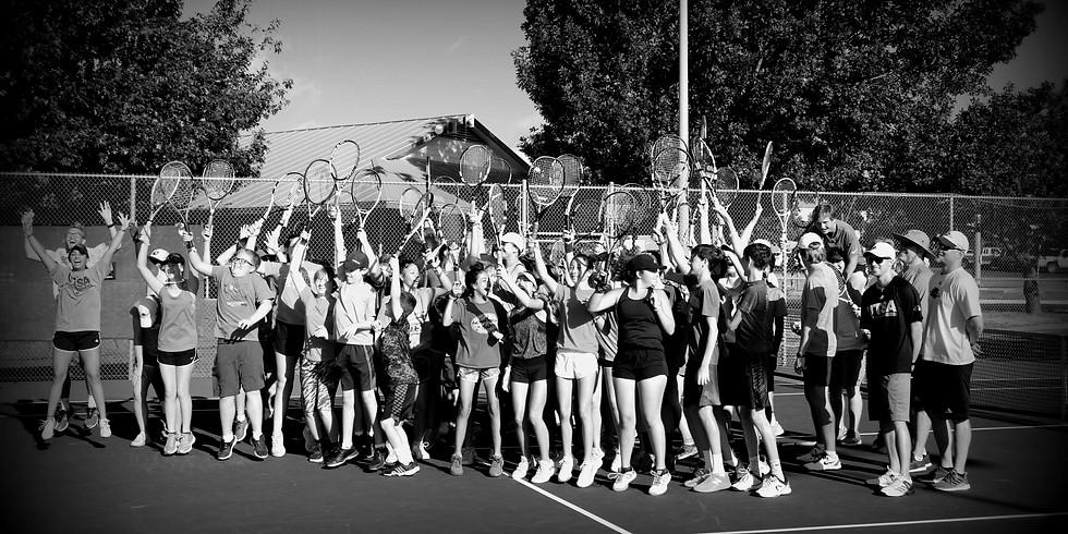 Thursday Night High School Age Intermediate Tennis Clinic