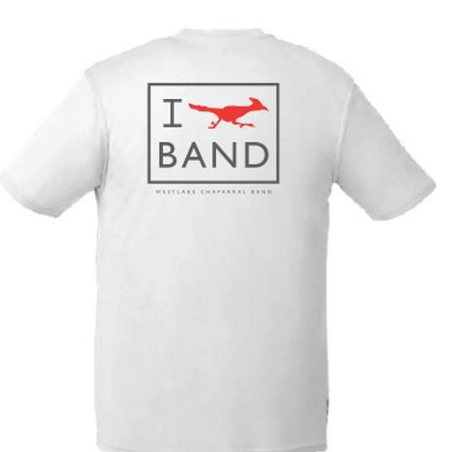 I Chap Band Tee
