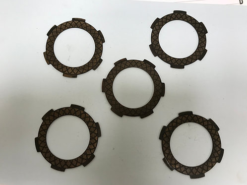 Triumph 2000 Clutch OUTER Plates (SET) (Used - Very good condition)