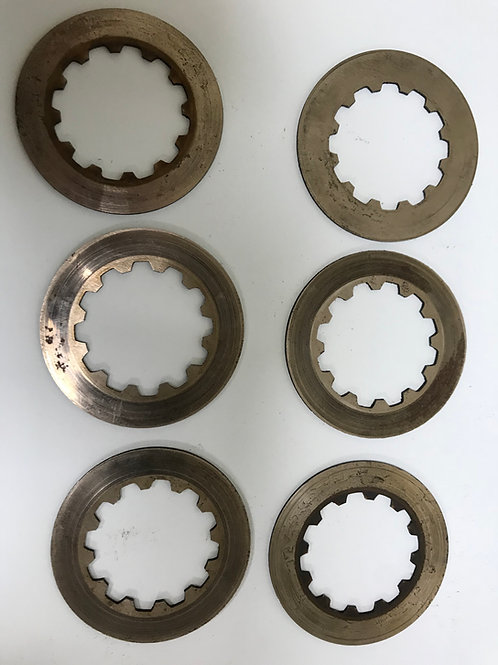 Triumph 2000 Clutch Plates (Used - Very good condition)