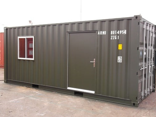 Colchester Engineering Systems container conv