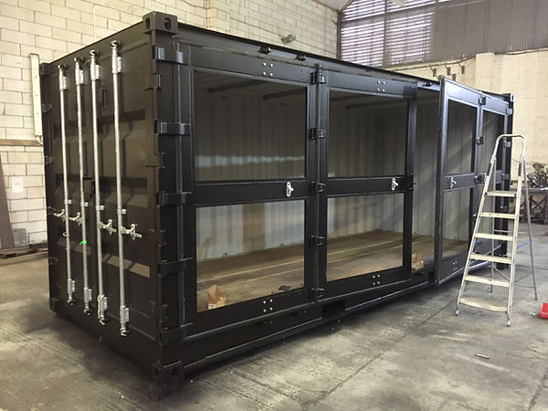 Colchester Engineering Systems Container conversion