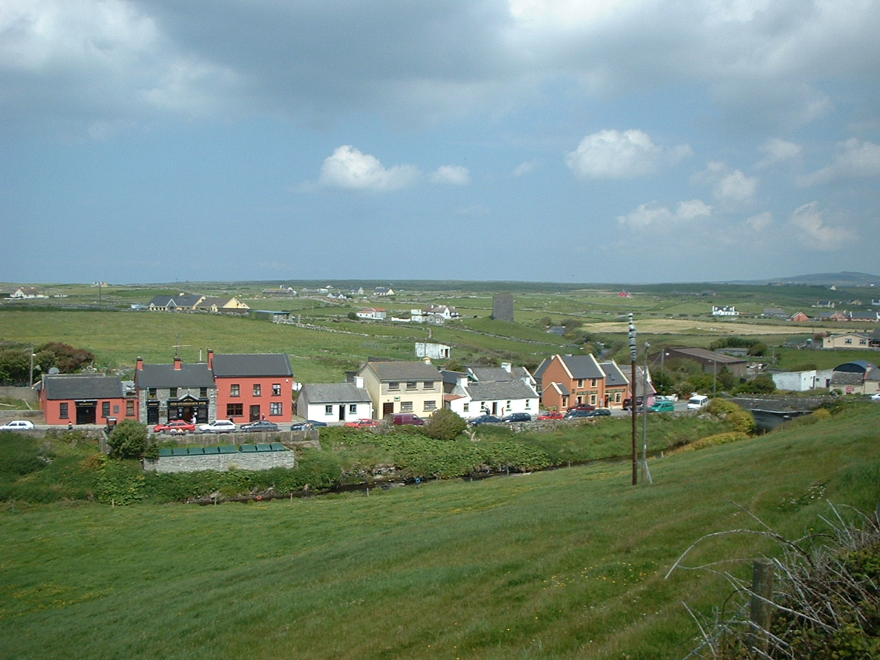 Picturesque Doolin
