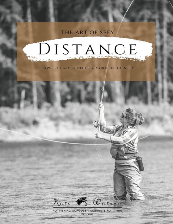 Art of Spey: Adding Distance to Your Cast