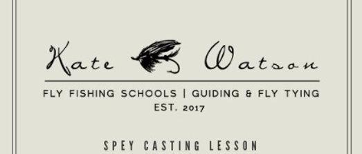 Spey Casting Lesson