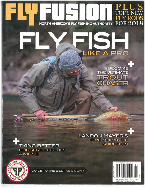 Fly Fusion Photo Essay Winter issue