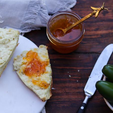 Jalapeño & Peach Jam