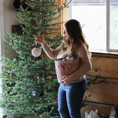 Trimming the Christmas Tree