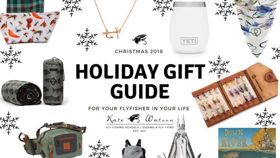Holiday Gift Guide for your Fly Girl 2018