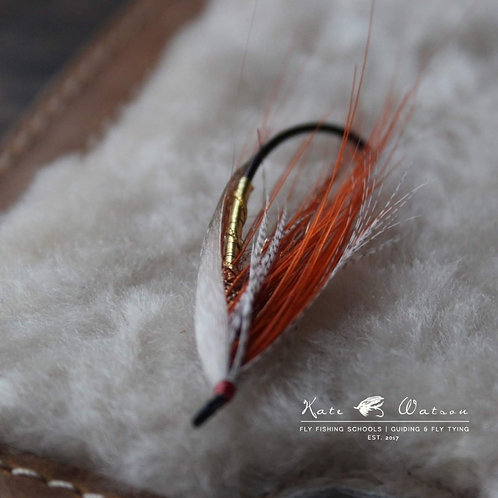 Glasso Style Copper Spey Fly