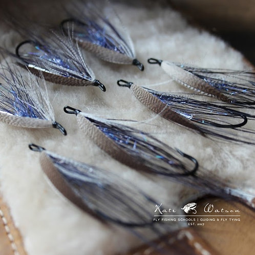 Glasso Style Purple Spey Style