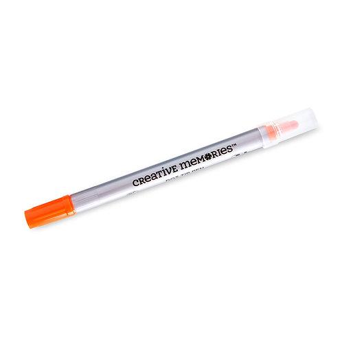 Orange Dot  Pen